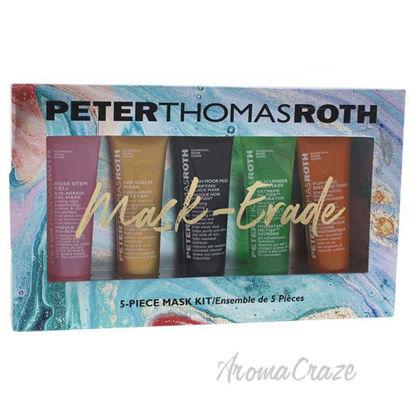 Mask-Erade Kit by Peter Thomas Roth for Unisex - 5 Pc Kit