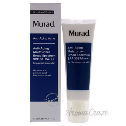 Anti-Aging Moisturizer SPF 30 by Murad for Unisex - 1.7 oz M