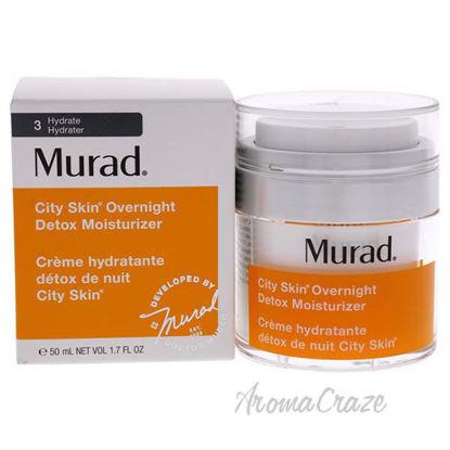 City Skin Overnight Detox Moisturizer by Murad for Unisex -
