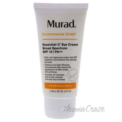 Essential-C Eye Cream SPF 15 by Murad for Unisex - 2 oz Eye