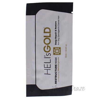 Restructure Masque by Helis Gold for Unisex - 0.34 oz Masque