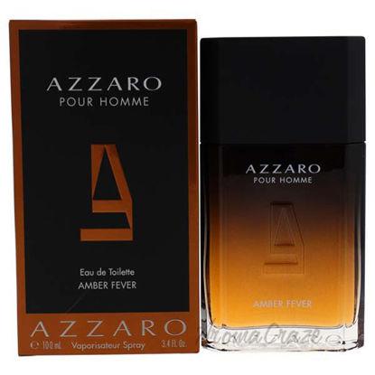 Amber Fever by Azzaro for Men - 3.4 oz EDT Spray