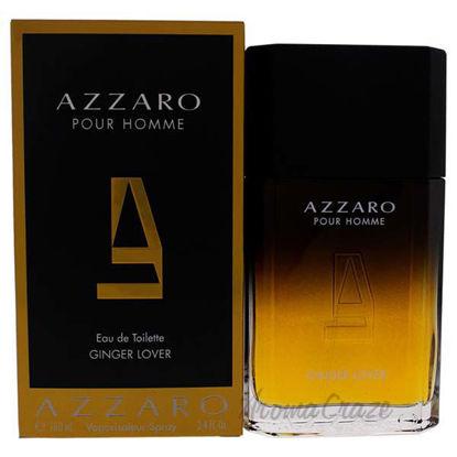 Ginger Love by Azzaro for Men - 3.4 oz EDT Spray