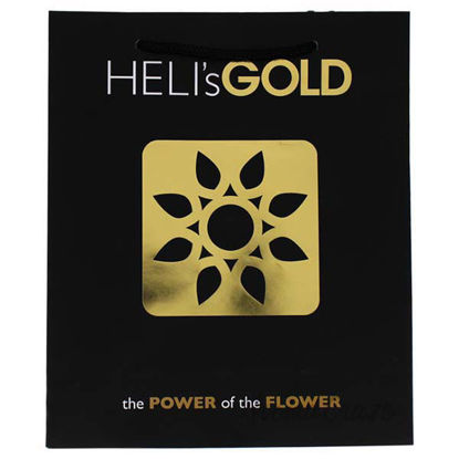 The Power Of The Flower Folder - Large by Helis Gold for Uni