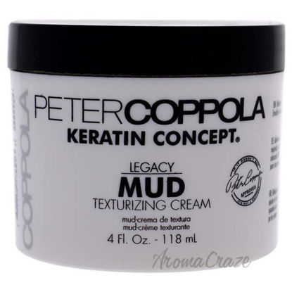Mud Texturizing Cream by Peter Coppola for Unisex - 4 oz Cre
