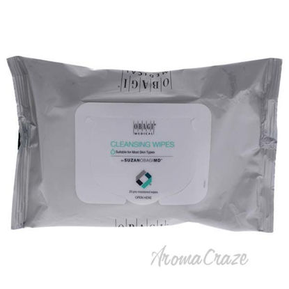 On the Go Cleansing and Makeup Removing Wipes by Obagi for U