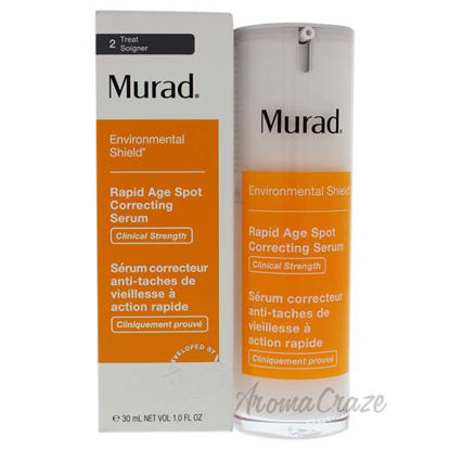 Rapid Age Spot Correcting Serum by Murad for Unisex - 1 oz S