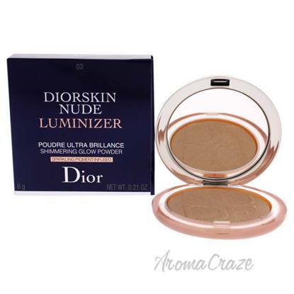 Diorskin Nude Air Luminizer Powder - 03 Golden Glow by Chris