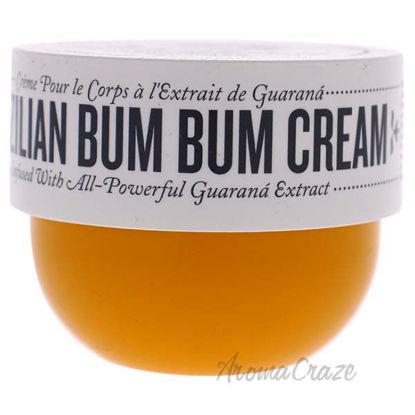 Brazilian Bum Bum Cream by Sol de Janeiro for Unisex - 2.5 o