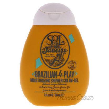Brazilian 4 Play Moisturizing Shower Cream Gel by Sol de Jan