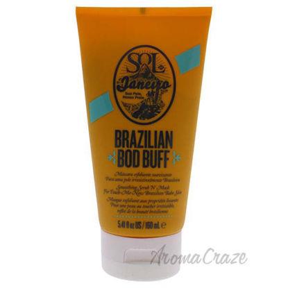 Brazilian Bod Buff Smoothing Scrub N Mask by Sol de Janeiro