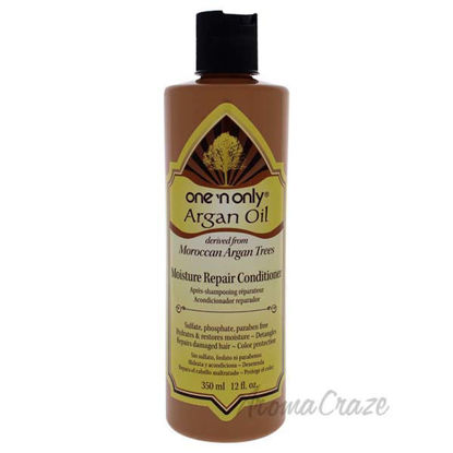 Argan Oil Moisture Repair Conditioner by One n Only for Unis