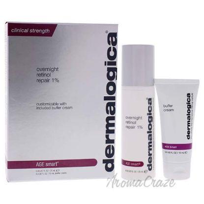 Overnight Retinol Repair Kit by Dermalogica for Unisex - 2 P