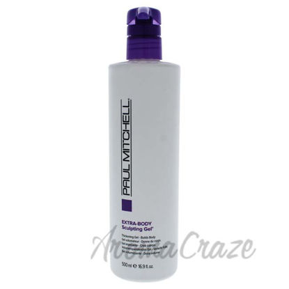 Picture of Extra Body Sculpting Gel by Paul Mitchell for Unisex - 16.9 oz