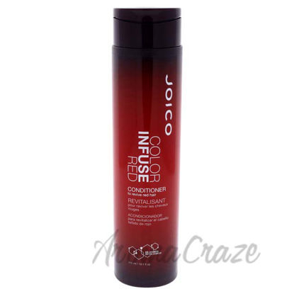 Picture of Color Infuse Red Conditioner by Joico for Unisex - 10.1 oz