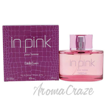 Picture of In Pink Pour Femme by Estelle Ewen for Women - 3.4 oz