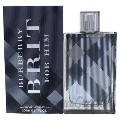 Picture of Burberry Brit by Burberry for Men - 6.7 oz