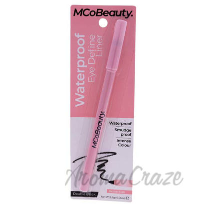 Picture of Waterproof Eye Define Liner - Double Black by MCoBeauty for Women - 0.06 oz