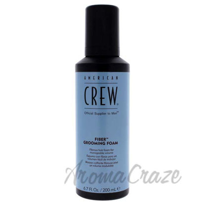 Picture of Fiber Grooming Foam by American Crew for Men - 6.7 oz