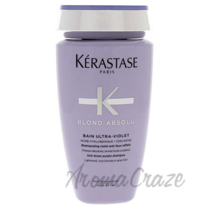 Picture of Blond Absolu Bain Ultra-Violet by Kerastase for Unisex - 8.5 oz