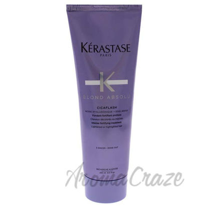 Picture of Blond Absolu Cicaflash Conditioner by Kerastase for Unisex - 8.5 oz