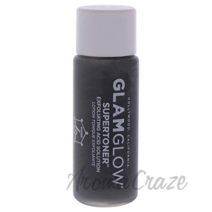 Picture of Supertoner Exfoliating Acid Solution by Glamglow for Unisex - 0.24 oz