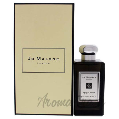 Picture of Bronze Wood and Leather Intense by Jo Malone for Unisex - 3.4 oz