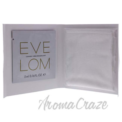 Picture of Cleanser and Muslin Cloth by Eve Lom for Unisex - 5 ml Cleanser