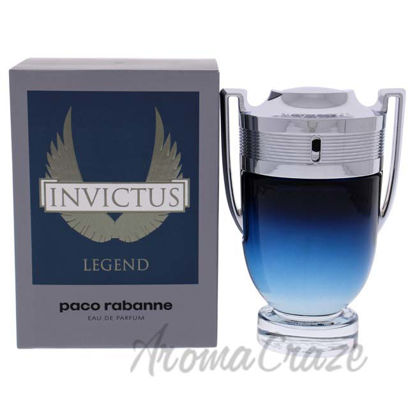 Picture of Invictus Legend by Paco Rabanne for Men - 3.4 oz