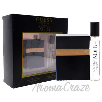 Picture of Guess Seductive Noir by Guess for Men - 2 Pc Gift Set