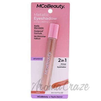 Picture of Metallic Eyeshadow Long Lasting Liquid - Luna by MCoBeauty for Women - 0.27 oz