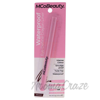Picture of Waterproof Eye Define Crayon Liner - Brow by MCoBeauty for Women - 0.01 oz