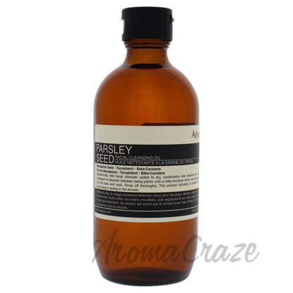 Picture of Parsley Seed Facial Cleansing Oil by Aesop for Unisex - 6.8 oz