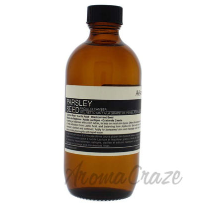 Picture of Parsley Seed Facial Cleanser by Aesop for Unisex - 6.8 oz
