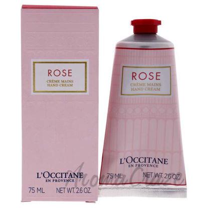 Picture of Rose Hand Cream by LOccitane for Unisex - 2.6 oz