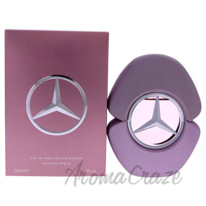Picture of Mercedes-Benz by Mercedes-Benz for Women - 2 oz