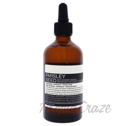Picture of Parsley Seed Anti-Oxidant Serum by Aesop for Unisex - 3.4 oz