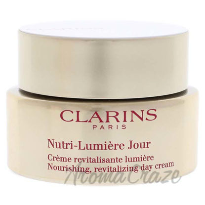 Picture of Nutri-Lumiere Day Cream by Clarins for Unisex - 1.6 oz