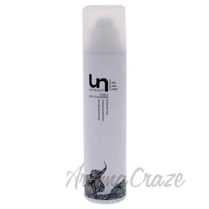 Picture of Curls Dry Cleanser by Unwash for Unisex - 5.1 oz