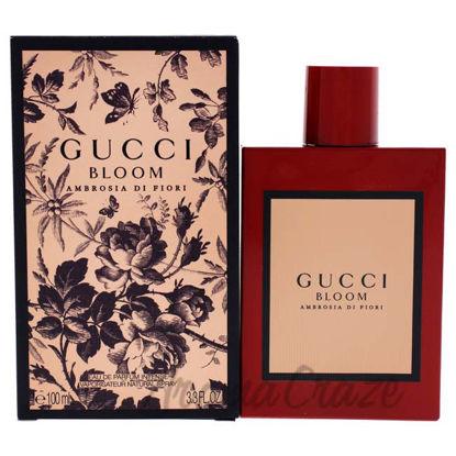 Picture of Bloom Ambrosia di Fiori by Gucci for Women - 3.3 oz