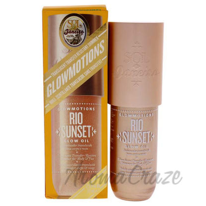 Picture of Glowmotions Rio Sunset Glow Oil by Sol de Janeiro for Unisex - 2.5 oz