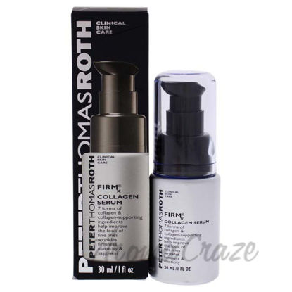 Picture of Firmx Collagen Serum by Peter Thomas Roth for Unisex - 1 oz