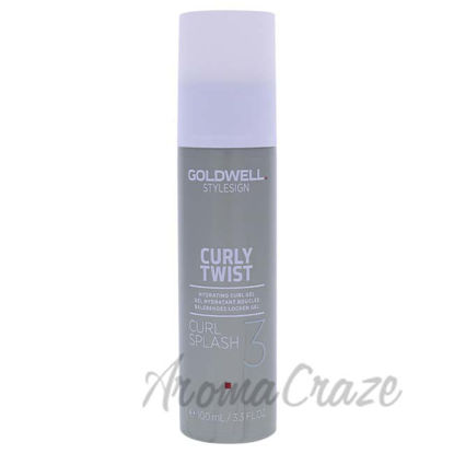 Picture of StyleSign Curly Twist Curl Splash by Goldwell for Unisex - 3.3 oz
