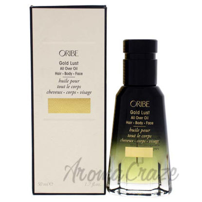 Picture of Gold Lust All Over Oil by Oribe for Unisex - 1.7 oz