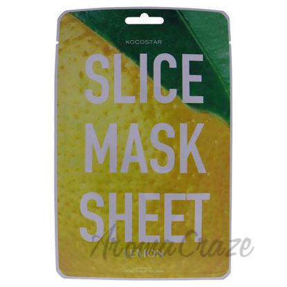 Picture of Slice Sheet Mask - Lemon by Kocostar for Unisex - 1 Pc