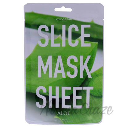 Picture of Slice Sheet Mask - Aloe by Kocostar for Unisex - 1 Pc