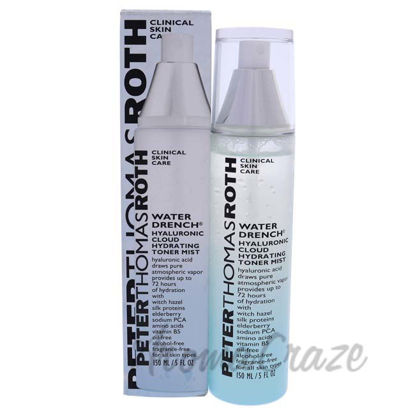 Picture of Water Drench Hyaluronic Cloud Hydrating Toner Mist by Peter Thomas Roth for Unisex - 5 oz