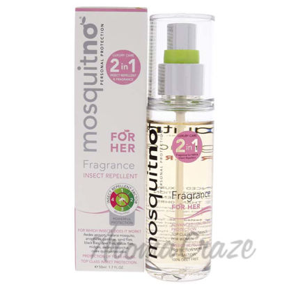 Picture of Mosquitno Fragrance Her by Mosquitno for Women - 1.7 oz