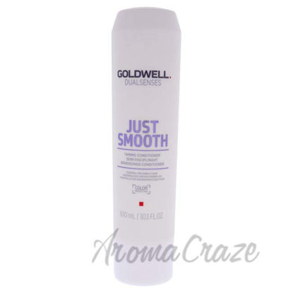 Picture of Dualsenses Just Smooth Taming Conditioner by Goldwell for Unisex - 10.1 oz