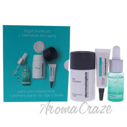Picture of Active Clearing Kit by Dermalogica for Unisex - 3 Pc Kit